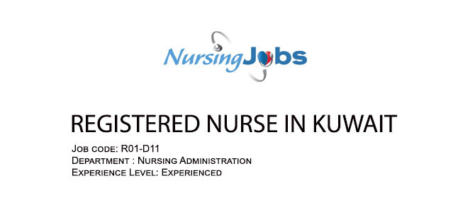 Registered nurse in kuwait