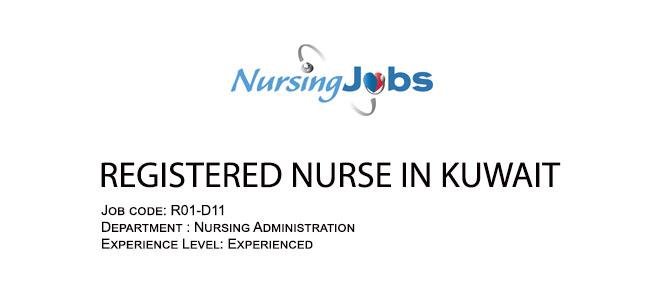 Registered nurse in kuwait nursing jobs