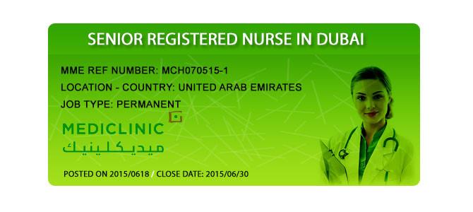 Senior Registered Nurse – NICU
