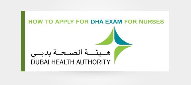 How to apply for DHA exam for nurses - Nursing Jobs