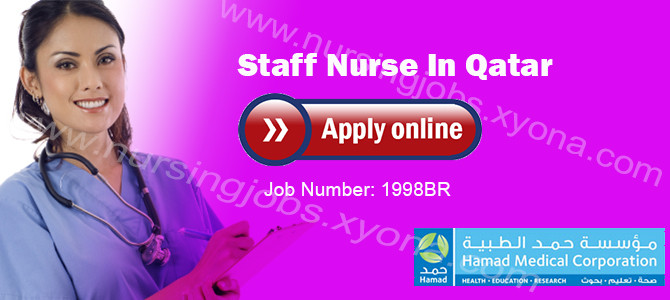 Staff Nurse in Qatar