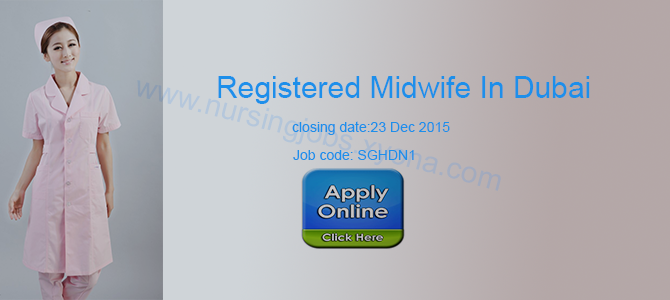 Registered Midwife In Dubai