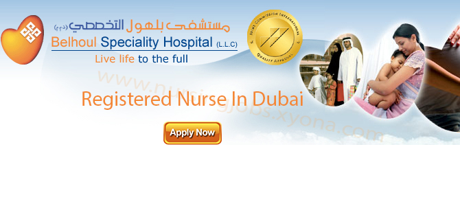 Registered Nurse In Dubai