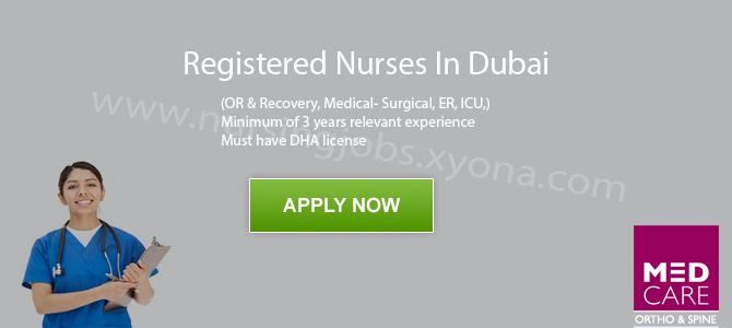 Registered Nurses In Dubai