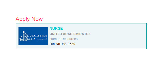urgently qualified Nurses with DHA, well experienced in UAE with 2 yrs experience as a minimum
