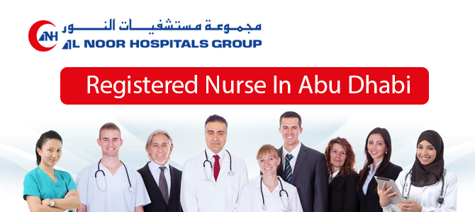Registered Nurse In Abu Dhabi