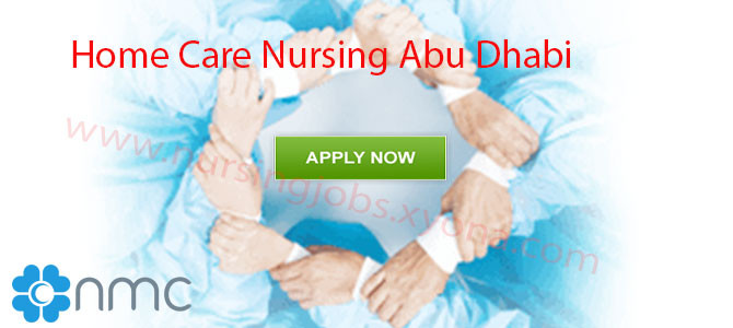 Home Care Nursing In NMC Specialty Hospital,Abu Dhabi