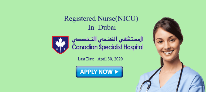 Registered Nurse – NICU